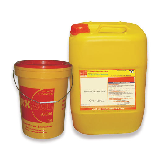 RXSOL ORG – 16 (Condenser Water Scale & Corrosion Inhibitor)